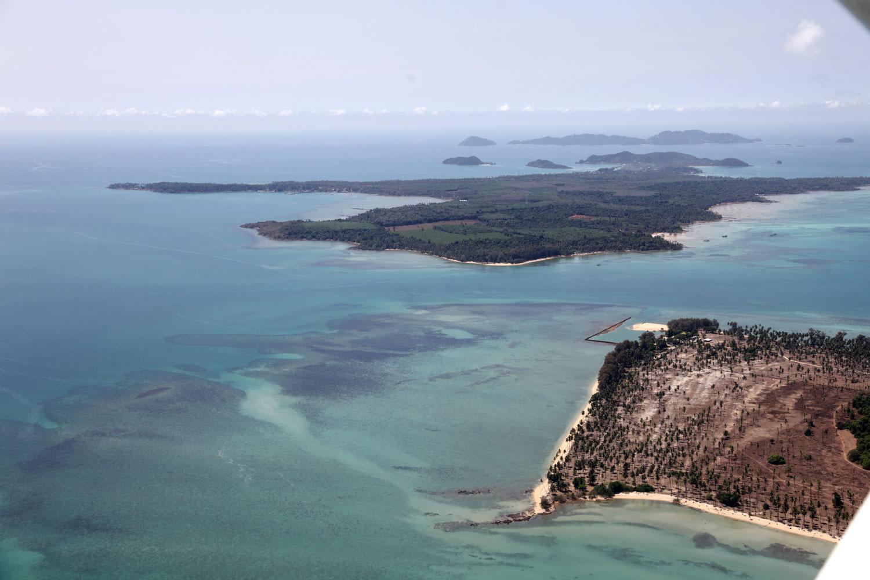 Koh Mak Neighbouring Islands