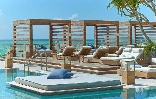 Architect vision | Resort design 3D rendering
