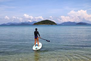 Koh Mak Activity - Stand up paddle