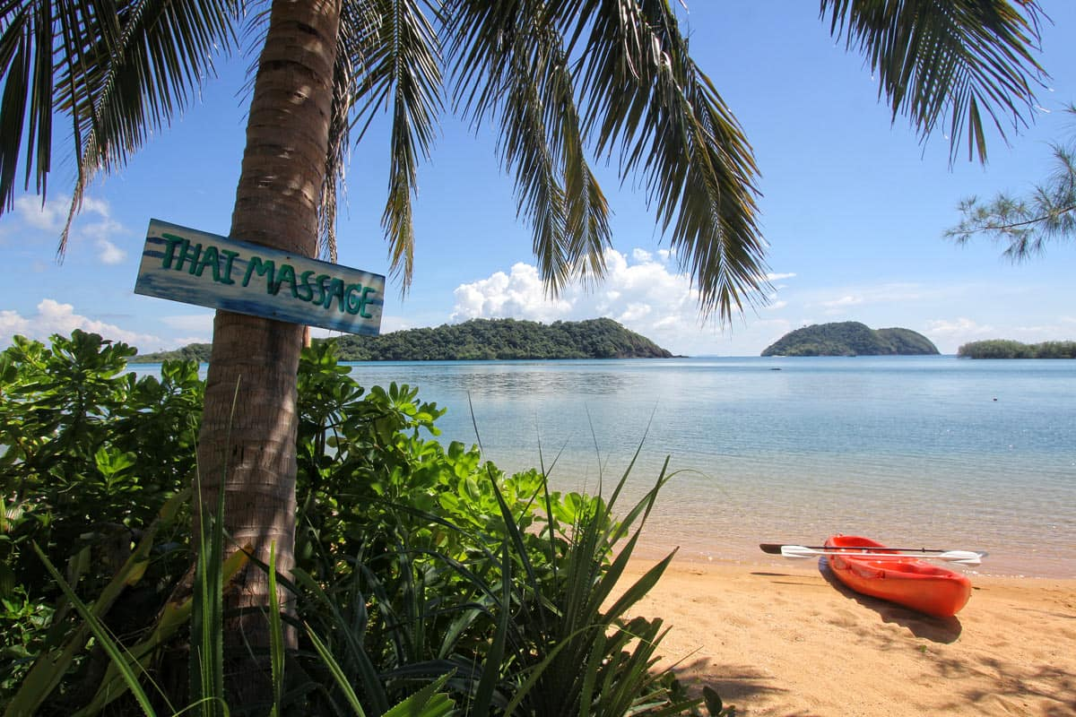 Koh Mak beautiful beaches