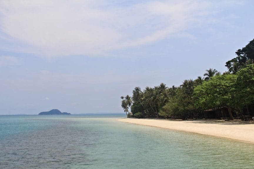 Some of the best beaches in Thailand are in Koh Mak