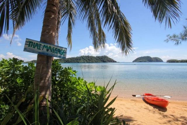 玛岛的美丽海滩