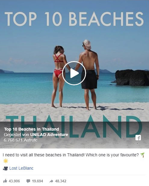 Best Beach in Thailand
