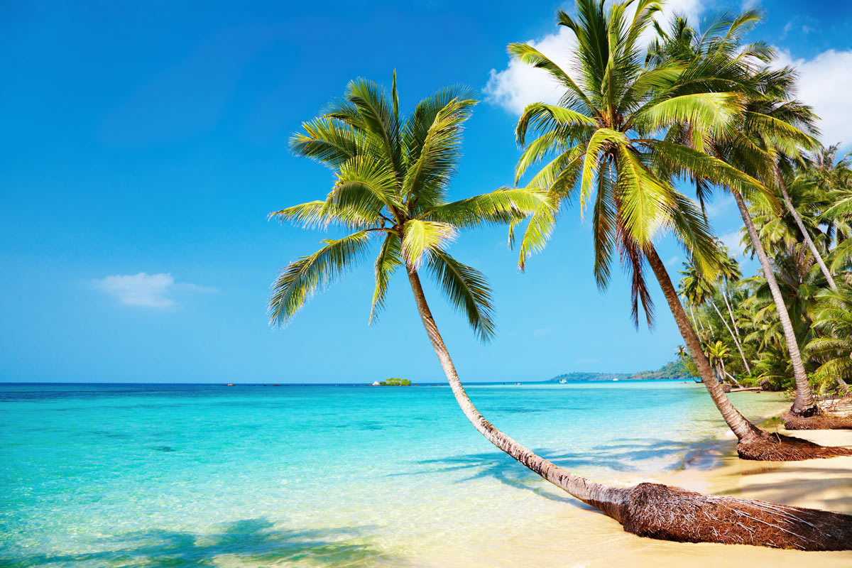 Koh Mak is a true paradise island